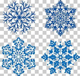 Snowflake Euclidean PNG