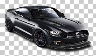 2015 Ford Mustang GT Car Ford GT Hennessey Performance Engineering PNG