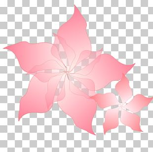 Flower Pink Scalable Graphics PNG