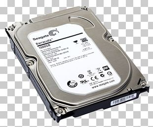 Hard Drives Disk Storage Seagate Technology Serial ATA PNG