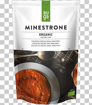 Organic Food Minestrone Coconut Milk Soup PNG