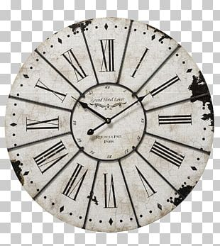Howard Miller Clock Company Rustic Architecture Westclox Distressing PNG