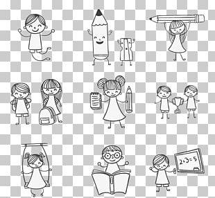 Kids Doodle PNG