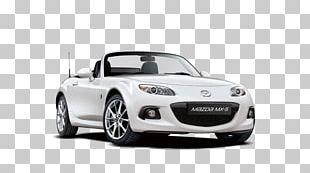 Mazda MX-5 Personal Luxury Car Mazda3 PNG