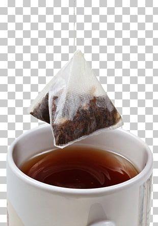 Bubble Tea Coffee Tea Bag Mug PNG