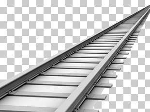 Rail Transport Train Track Passenger Car Locomotive PNG