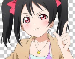 Nico Yazawa Niconico Anime Internet Meme Otaku PNG
