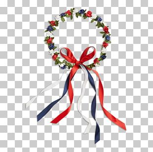 Blomsterkrans Wreath Midsommarkrans Flower Crown PNG