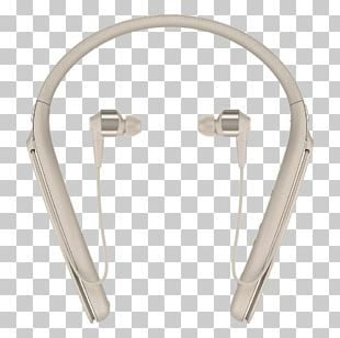 Noise-cancelling Headphones Sony WI-1000X Active Noise Control Sony WF-1000X PNG