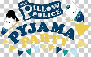 Sleepover Party Pajamas Birthday Child PNG