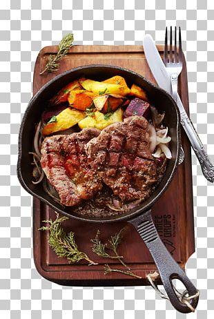 Beefsteak Pepper Steak Meat PNG