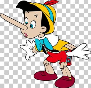 Pinocchio Long Nose PNG