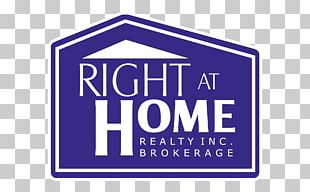 Right At Home Realty Real Estate Estate Agent House Multiple Listing Service PNG