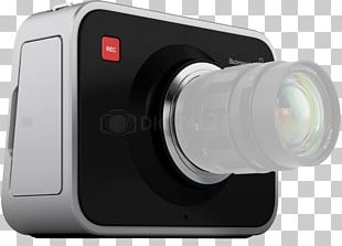 Camera Lens Canon EF Lens Mount Blackmagic URSA Blackmagic Design Blackmagic Cinema Camera PNG