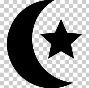 Quran Symbols Of Islam Star And Crescent Sunni Islam PNG