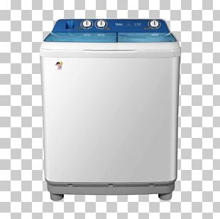 Shengzhou Washing Machine Haier Home Appliance PNG