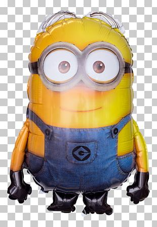 Dave The Minion Toy Balloon Party PNG