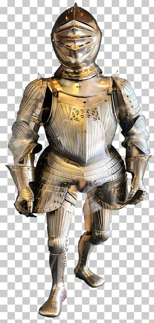 Middle Ages Knight Plate Armour Body Armor PNG