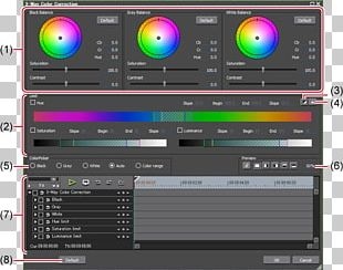 Edius Color Correction Color Grading Light PNG