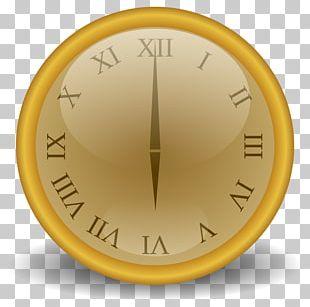 Clock Face PNG