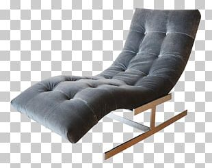 Chaise Longue Chair Upholstery Art PNG