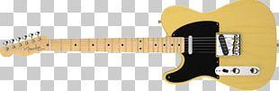 Fender Telecaster Electric Guitar Musical Instruments String Instruments PNG
