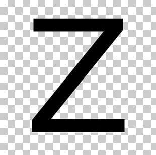 Letter Case Z English Alphabet PNG