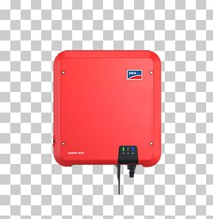 Solar Inverter SMA Solar Technology Power Inverters Grid-tie Inverter On Grid Inverter PNG