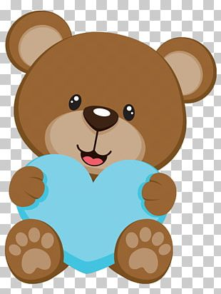 Bear Paper Baby Shower Child PNG