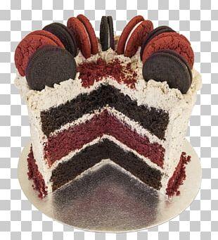 Chocolate Cake Red Velvet Cake Torte Birthday Cake PNG