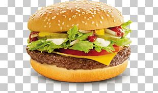 McDonald's Quarter Pounder Hamburger Cheeseburger Big N' Tasty McDonald's Chicken McNuggets PNG
