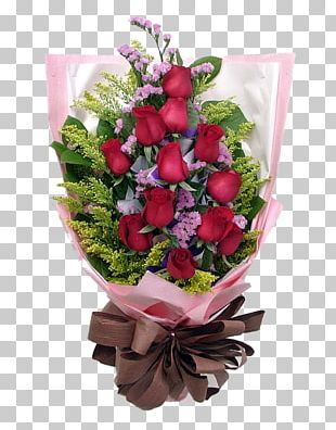 Beach Rose Flower Nosegay Girlfriend U9001u82b1 PNG