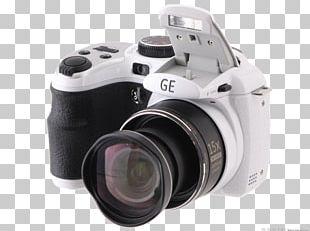 Digital SLR GE POWER Pro Series X500 16.0 MP Compact Digital Camera PNG