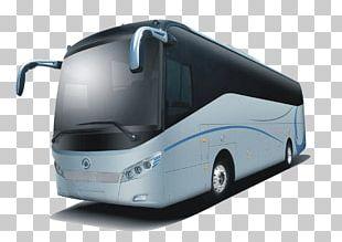 Tour Bus Service Coach Car Minibus PNG