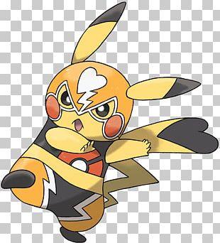 Pokémon Omega Ruby And Alpha Sapphire Pikachu Pokkén Tournament The Pokémon Company PNG