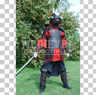 Japanese Armour Body Armor Knight Live Action Role-playing Game PNG