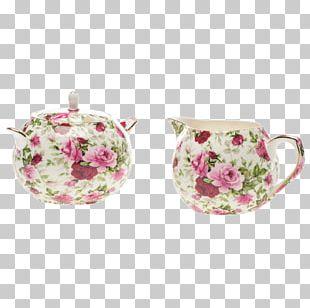 Sulu Köfte Earring Saucer Porcelain Mug PNG