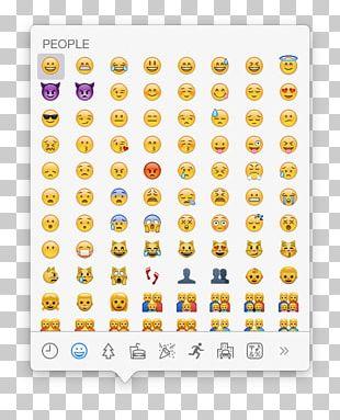 Emoji Emoticon Smiley Computer Keyboard Typing PNG