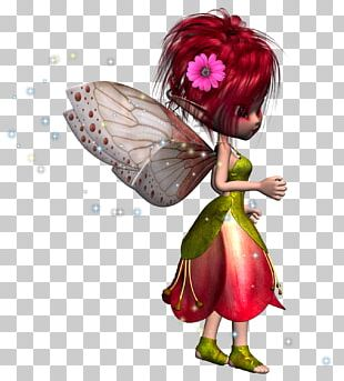 Fairy Pixie Illustration PNG
