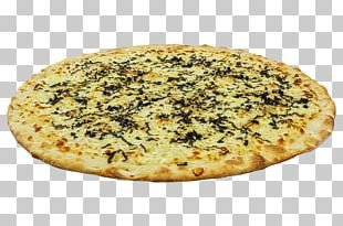 Pizza Manakish Italian Cuisine Food Black Garlic PNG
