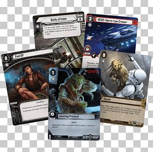Star Wars: The Card Game Han Solo Chewbacca Fantasy Flight Games PNG