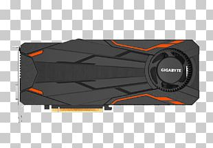 Graphics Cards & Video Adapters Gigabyte Technology PCI Express Graphics Processing Unit NVIDIA GeForce GTX 1080 PNG