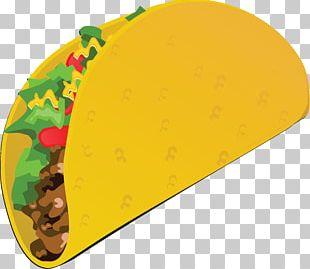 Taco Burrito Mexican Cuisine Emoji Tex-Mex PNG