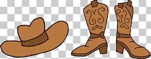 Cowboy Boot Free Content PNG