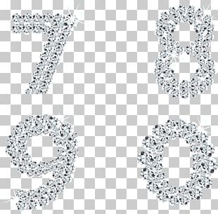 Numerical Digit Letter PNG