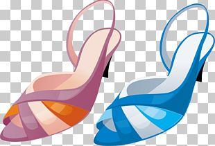 Shoe High-heeled Footwear Icon PNG