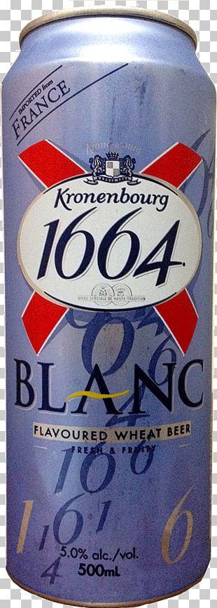 Wheat Beer Kronenbourg Brewery Kronenbourg Blanc Kronenbourg 1664 PNG