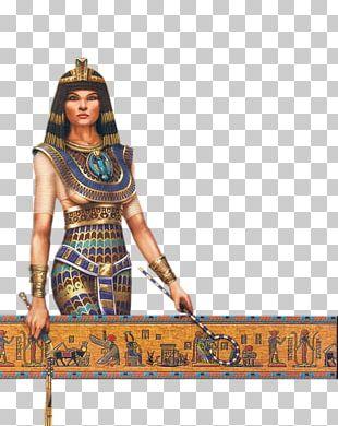 Ancient Egypt Antony And Cleopatra Egyptian Museum Pharaoh PNG