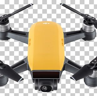 Mavic Pro DJI Spark Unmanned Aerial Vehicle Gimbal PNG