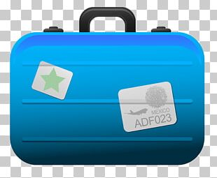 Suitcase Baggage Icon PNG